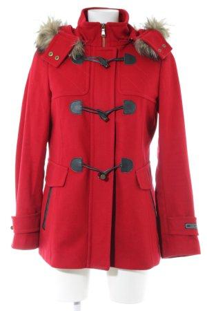 Esprit Duffel Coat red casual look