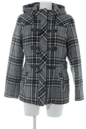 Esprit Duffel Coat glen check pattern casual look