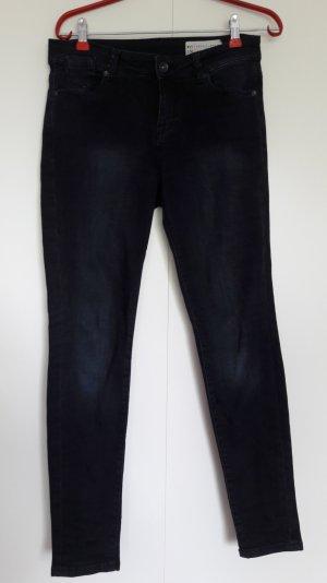 Esprit dunkle Jeans Skinny Stretch Gr. 27/30