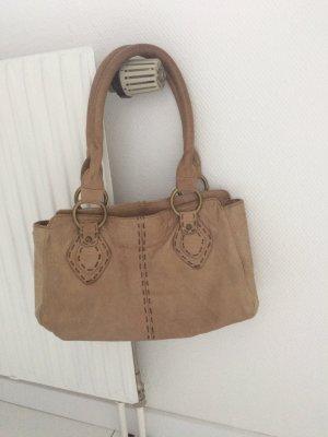 Esprit Echt Leder Handtasche