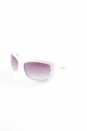 Esprit Angular Shaped Sunglasses light pink-pink retro look
