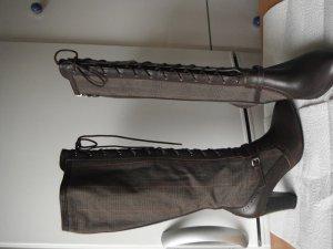ESPRIT EDC  Stiefel Gr. 37  Ungetragen Braun