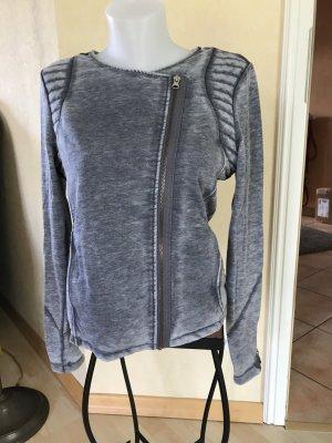Edc Esprit Sweat Jacket azure