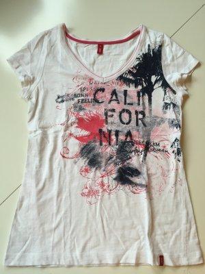 Esprit edc T-Shirt mit Aufdruck