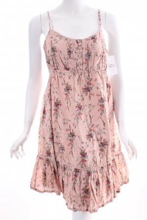 Esprit Empirekleid florales Muster Beach-Look
