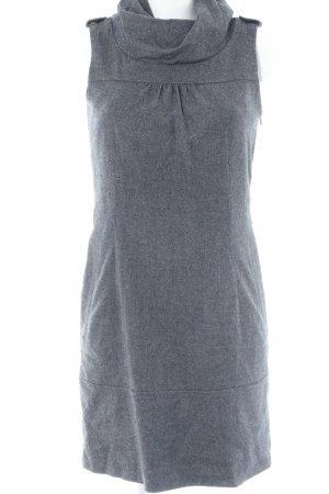 Esprit Etuikleid hellbraun-dunkelblau meliert Business-Look