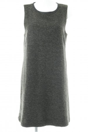 Esprit Etuikleid khaki-grüngrau meliert klassischer Stil