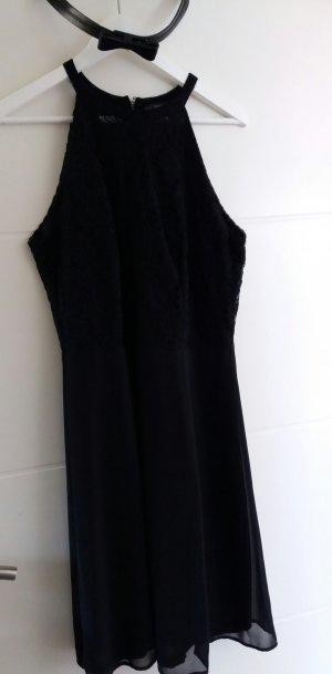 Esprit Etuikleid Kleid schwarz Spitzenkleid Gr. 42 Neu mit Etikett