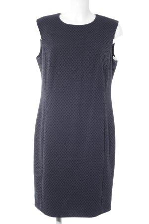 Esprit Sheath Dress monogram pattern business style