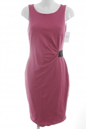 Esprit Etuikleid pink-schwarz Elegant