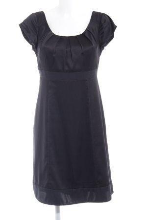 Esprit Etuikleid schwarz klassischer Stil