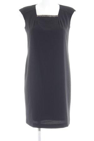 Esprit Etuikleid schwarz-silberfarben Elegant