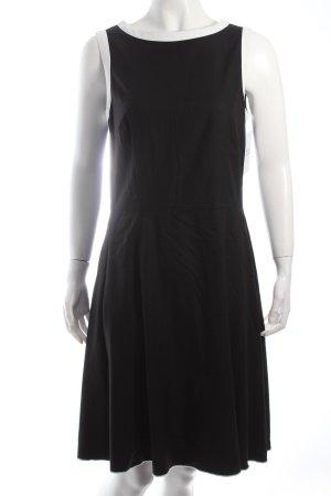 Esprit Etuikleid schwarz-weiß klassischer Stil