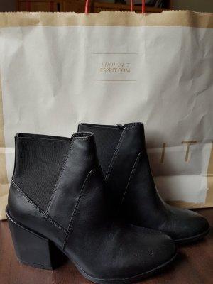 Esprit Fall-Boots, High-Heels, Kein Leder