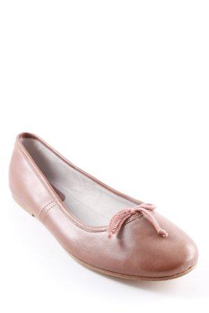 Esprit faltbare Ballerinas rostrot Casual-Look