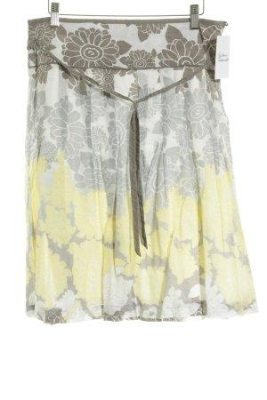 Esprit Faltenrock florales Muster klassischer Stil