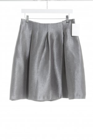 Esprit Plaid Skirt grey casual look