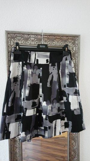esprit collection Jupe à plis multicolore