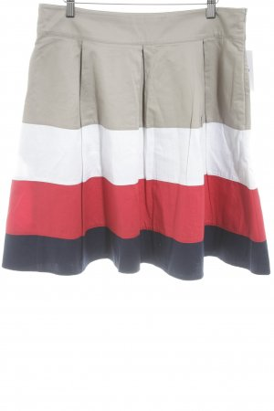 Esprit Plaid Skirt striped pattern casual look