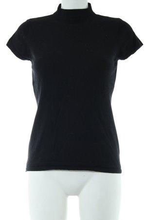Esprit Cardigan en maille fine noir style décontracté