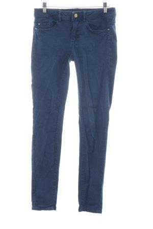 Esprit Five-Pocket-Hose blau Casual-Look