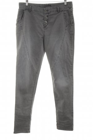 Esprit Five-Pocket Trousers light grey simple style