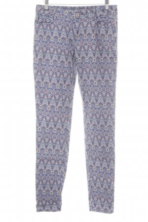 Esprit Pantalone cinque tasche motivo astratto Stile anni '90
