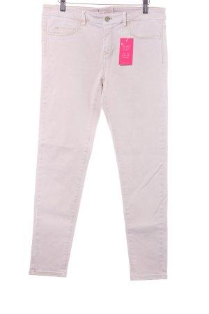 Esprit Pantalone cinque tasche crema stile casual