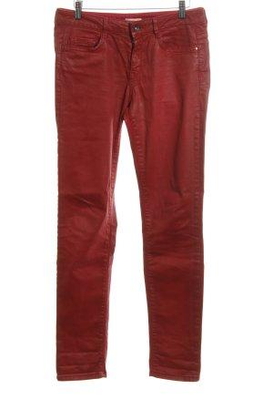 Esprit Five-Pocket-Hose rot Casual-Look