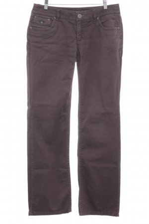 Esprit Five-Pocket-Hose graubraun Casual-Look