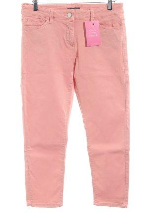 Esprit Pantalone cinque tasche salmone stile stravagante