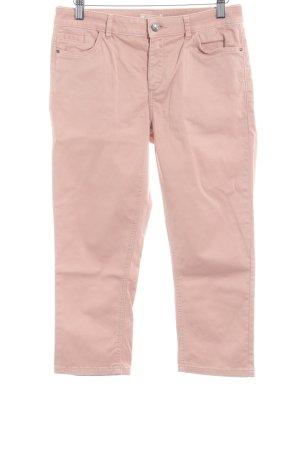 Esprit Pantalone cinque tasche color carne Elementi di rivetto