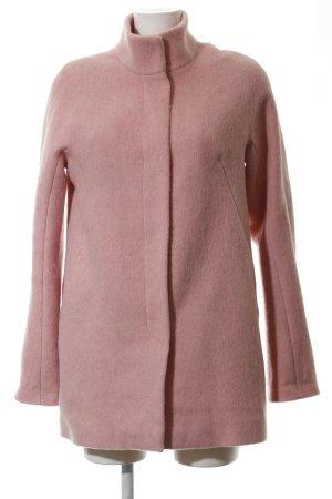 Esprit Fleecemantel rosa Casual-Look