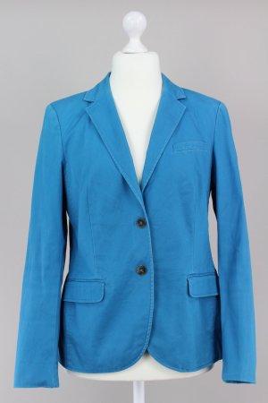 Esprit Freizeitblazer blau Größe 42 1710560100497