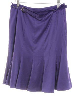 Esprit Jupe évasée violet élégant