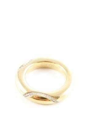 Esprit Goldring goldfarben Casual-Look