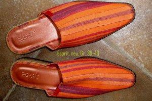 Esprit Sandalo con tacco multicolore