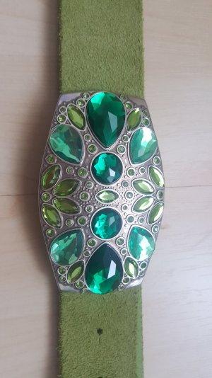 Esprit Belt green-grass green