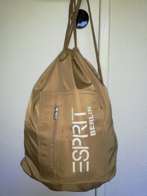 Esprit Borsa sport color cammello Nylon