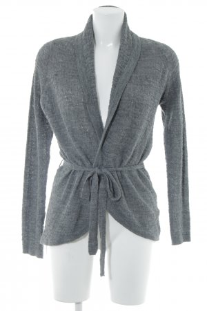 Esprit Cardigan all'uncinetto antracite stile casual