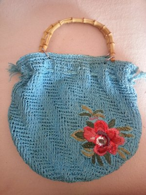 Esprit Basket Bag neon blue