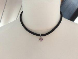 Esprit Halskette mit echtsilbernen Kreuzanhänger