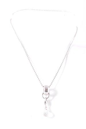 Esprit Halskette silberfarben Casual-Look