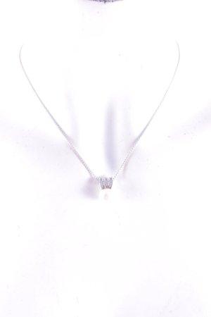 Esprit Halskette silberfarben Eleganz-Look