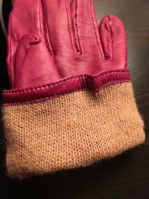 "Esprit Handschuhe ""berry"""