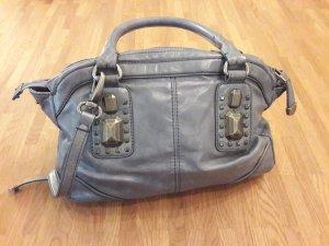 Esprit Handtasche, blau-grau