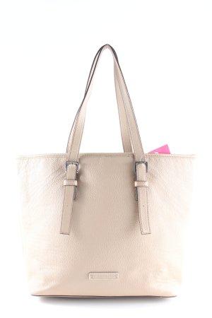 Esprit Handtasche hellbeige Casual-Look