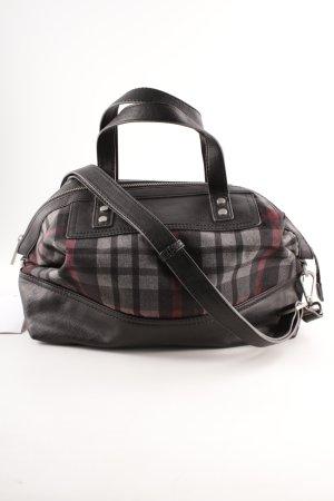 Esprit Handtasche Karomuster Casual-Look