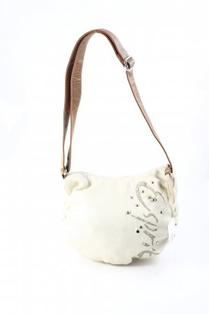 Esprit Handtasche wollweiß Casual-Look
