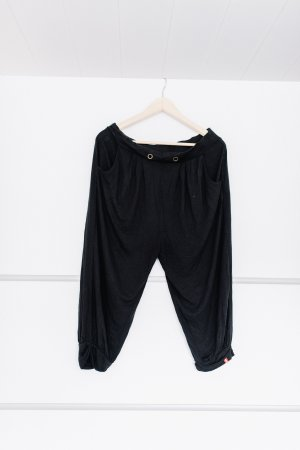 Esprit Haremshose schwarz - guter Zustand - Größe L - mit Gummibund